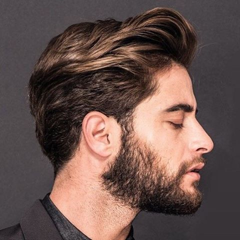 Warm Hair Highlights For Men Talkin Heads