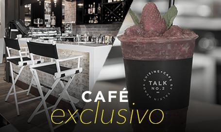 Cafe exclusivo