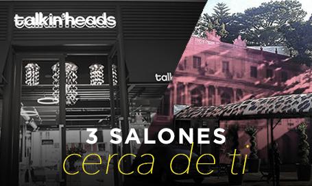 talkin Heads salon de belleza en guatemala